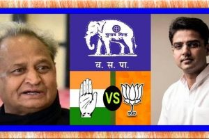 Congress game with BSP MLA's BJP's plan of annexation failed