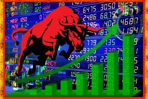 Sensex ends 364 points higherhile the Nifty 50 index ended 0.83 per cent higher