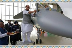 """""""Strong Message To World"""": Rajnath Singh On Induction Of 5 Rafale Jets"""