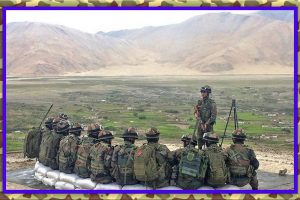 LAC stand-off: Indian Army has occupied six new major height ..