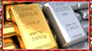 gold silver prices today fall sharply, go down below ₹50,000; silver rates crash