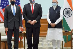 India US Defence Agreement : India, US Sign Key Defence Agreement